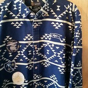 Rocksmith Shirts - Rocksmith button down shirt